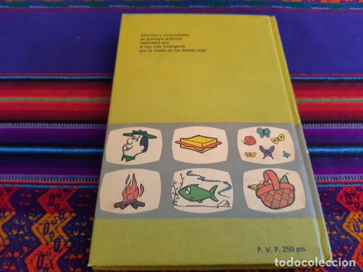 Tebeos: MANUAL DE YOGUI HANNA-BARBERA. MONTENA 1978. 250 PTS. BUEN ESTADO. - Foto 5 - 206231582