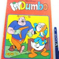 Tebeos: COMIC DUMBO Nº 34 ORIGINAL 1981 EDITORIAL MONTENA DE SU ARCHIVO 18X26 WALT DISNEY`S, LEER MAS. Lote 208679688