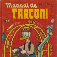 BDs: MANUAL DE TARCONI. JOVENES CASTORES. TAPA DURA. MONTENA. Lote 209197357