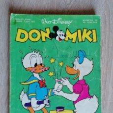 Tebeos: DON MIKI Nº 25 ** ABRIL 1977 * MONTENA. Lote 210454932