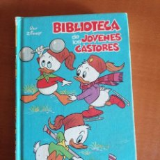 Tebeos: BIBLIOTECA DE LOS JOVENES CASTORES Nº 6 ** MONTENA. Lote 211564761