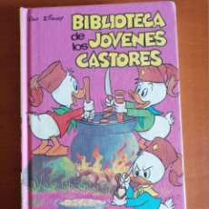 Tebeos: BIBLIOTECA DE LOS JOVENES CASTORES Nº 13 ** MONTENA. Lote 211565211