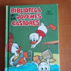 Tebeos: BIBLIOTECA DE LOS JOVENES CASTORES Nº 18 ** MONTENA. Lote 211567275