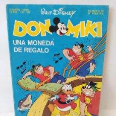 Tebeos: DON MIKI - Nº 59 - SEMANARIO JUVENIL - WALT DISNEY MONTENA. Lote 211702476
