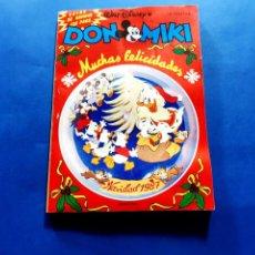 Tebeos: DON MIKI-EXTRA DE NAVIDAD 1987-130 PAGINAS-BUEN ESTADO. Lote 212825826