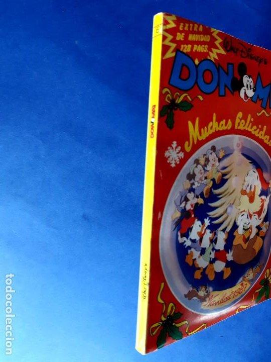 Tebeos: DON MIKI-EXTRA DE NAVIDAD 1987-130 PAGINAS-BUEN ESTADO - Foto 2 - 212825826