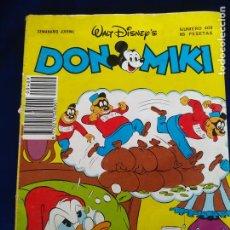 Tebeos: DON MIKI Nº 409 - MONTENA (1984) - WALT DISNEY. Lote 214015926