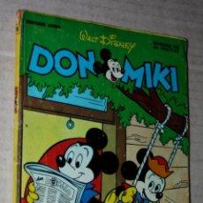 Livros de Banda Desenhada: DON MIKI Nº 185. Lote 214279403