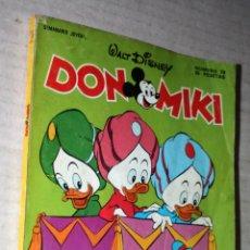 Livros de Banda Desenhada: DON MIKI Nº 78. Lote 214281318