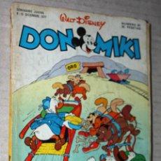 Livros de Banda Desenhada: DON MIKI Nº 61. Lote 214281391