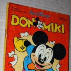 Livros de Banda Desenhada: DON MIKI Nº 1 (DIFICIL -BUSCADISIMO-). Lote 214282012