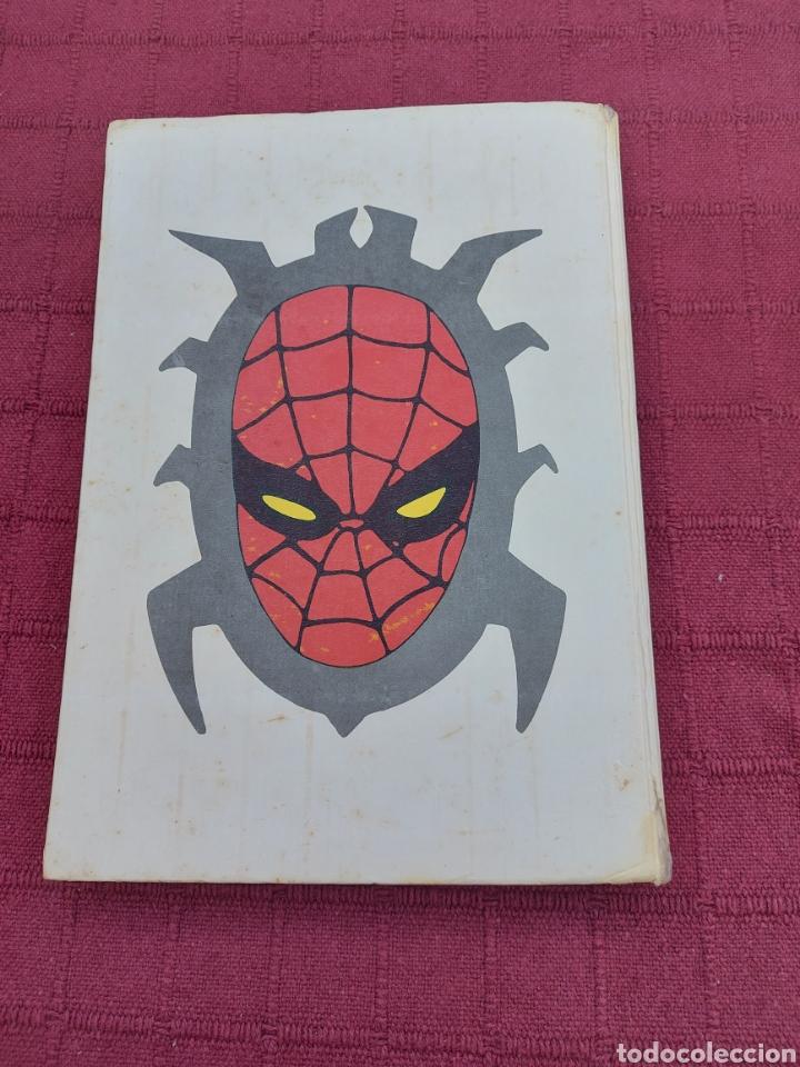 Tebeos: YO SOY EL HOMBRE ARAÑA MONTENA 1980-COMIC SPIDERMAN-SUPER HEROE - Foto 2 - 214755807