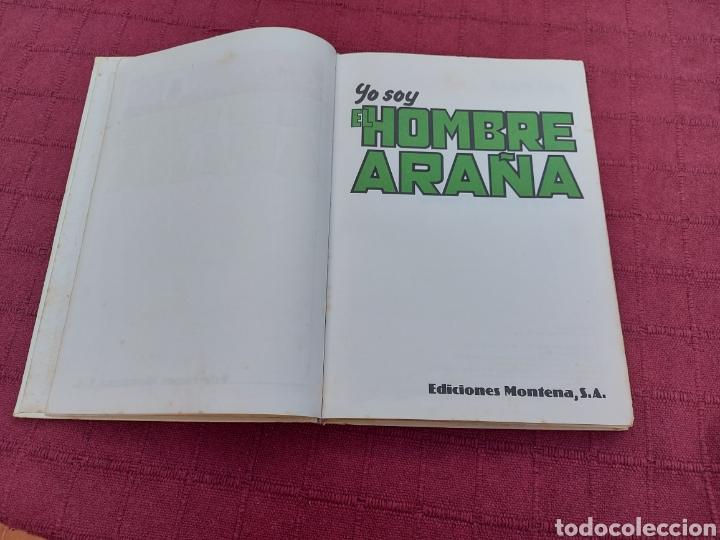 Tebeos: YO SOY EL HOMBRE ARAÑA MONTENA 1980-COMIC SPIDERMAN-SUPER HEROE - Foto 9 - 214755807