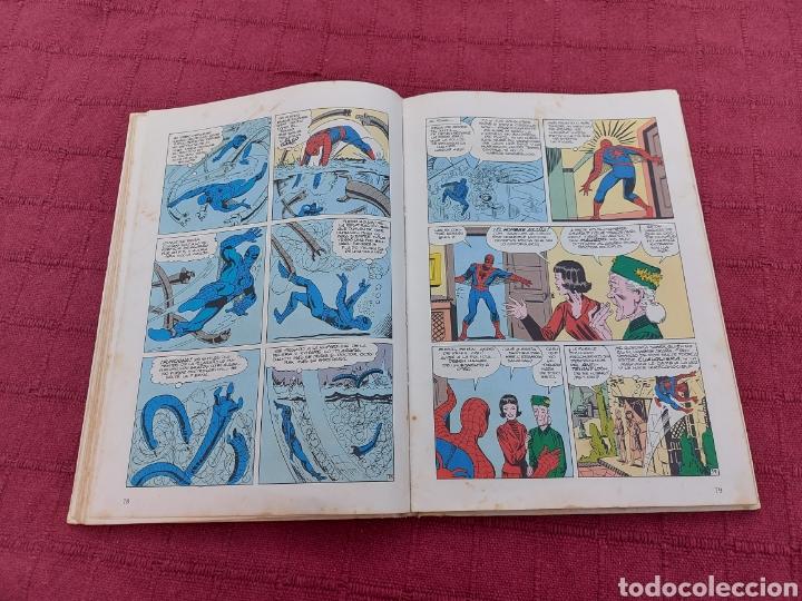 Tebeos: YO SOY EL HOMBRE ARAÑA MONTENA 1980-COMIC SPIDERMAN-SUPER HEROE - Foto 16 - 214755807