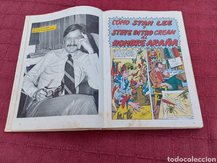 Tebeos: YO SOY EL HOMBRE ARAÑA MONTENA 1980-COMIC SPIDERMAN-SUPER HEROE - Foto 17 - 214755807