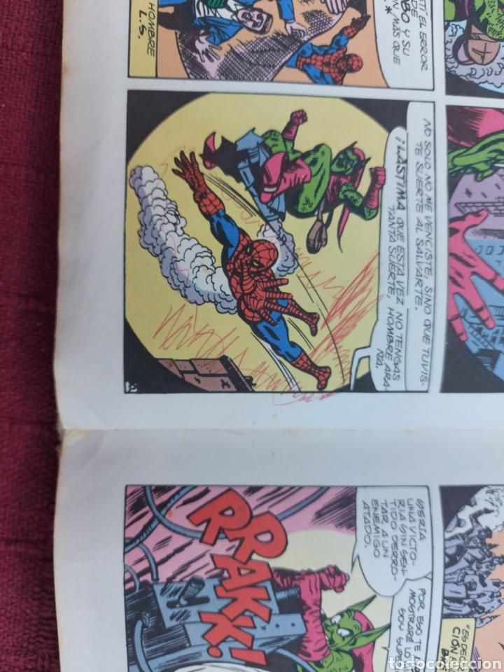 Tebeos: YO SOY EL HOMBRE ARAÑA MONTENA 1980-COMIC SPIDERMAN-SUPER HEROE - Foto 23 - 214755807