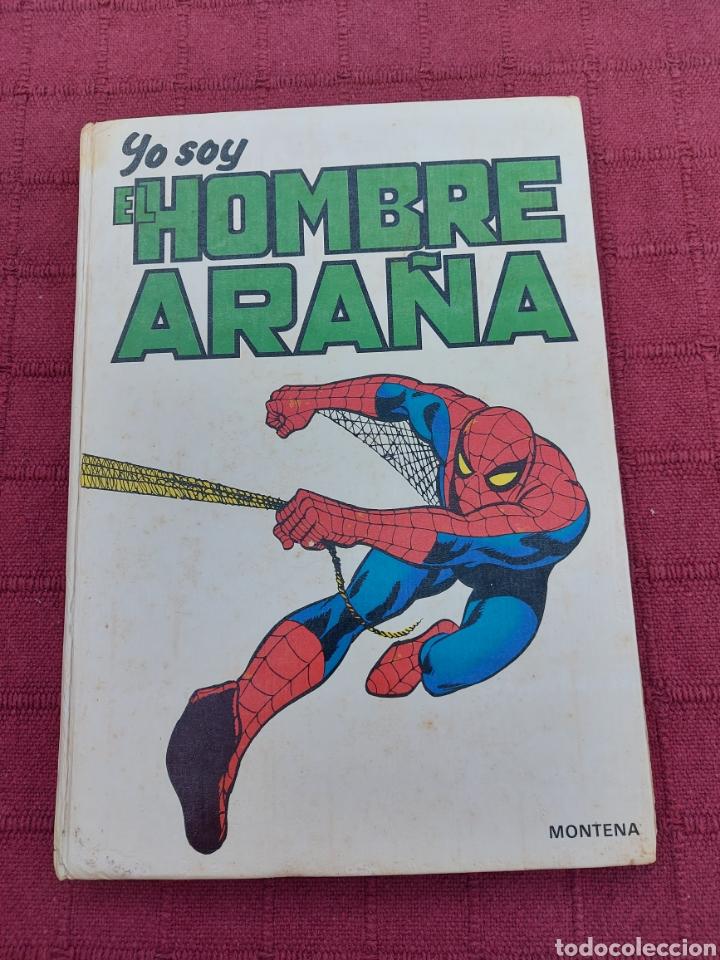 YO SOY EL HOMBRE ARAÑA MONTENA 1980-COMIC SPIDERMAN-SUPER HEROE (Tebeos y Comics - Montena)