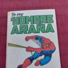 Tebeos: YO SOY EL HOMBRE ARAÑA MONTENA 1980-COMIC SPIDERMAN-SUPER HEROE. Lote 214755807