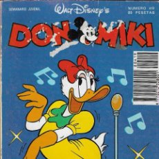 Tebeos: DON MIKI - Nº 419 - MONTENA - 1984.. Lote 217788016