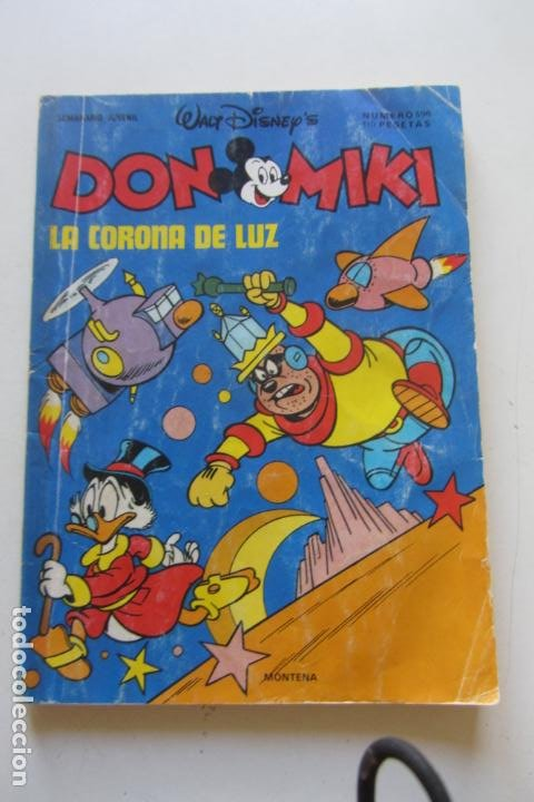 DON MIKI Nº 596 MONTENA MUCHOS MAS A LA VENTA MIRA TUS FALTAS CX70 (Tebeos y Comics - Montena)
