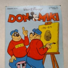 BDs: DON MIKI N°174/WALT DISNEY. Lote 219699371