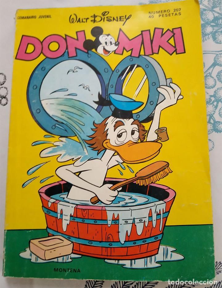 DON MIKI 207 ED. MONTENA (Tebeos y Comics - Montena)