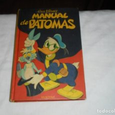 Tebeos: MANUAL DE PATOMAS.WALT DISNEY.EDITORIAL MONTENA 1977. Lote 221718626
