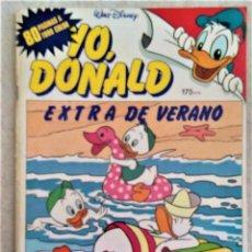 Tebeos: YO DONALD - EXTRA DE VERANO - AÑO 1986. Lote 222430160