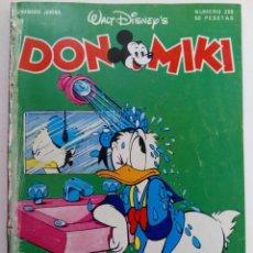 Tebeos: DON MIKI Nº 258 - MONTENA. Lote 222441402