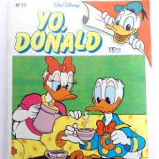 Tebeos: YO, DONALD Nº 13 - MONTENA-MONDIBERICA. Lote 222547297