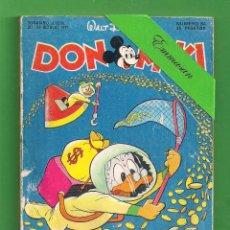 Tebeos: DON MIKI Nº 54 - SEMANARIO JUVENIL - WALT DISNEY PRODUCTIONS. (1977). CON PUNTOS.. Lote 222573722