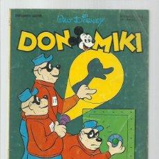 Tebeos: DON MIKI 214, 1980, MONTENA, BUEN ESTADO. PUBLICIDAD STAR WARS. Lote 222586552