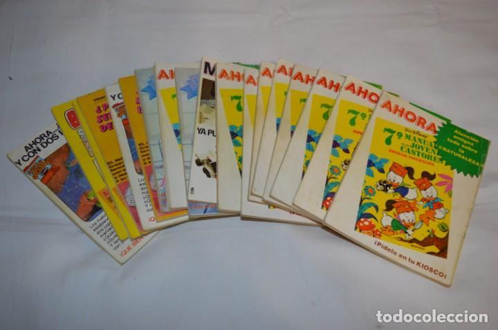 Tebeos: DON MIKI - 18 REVISTAS - SEMANARIOS - MONTENA Walt Disneys - Años 80 ¡Mira fotos/detalles! Lote 03 - Foto 2 - 232209540