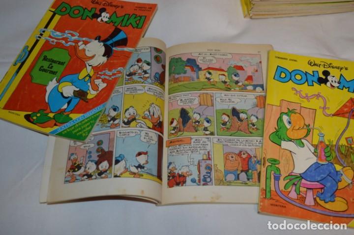 Tebeos: DON MIKI - 18 REVISTAS - SEMANARIOS - MONTENA Walt Disneys - Años 80 ¡Mira fotos/detalles! Lote 03 - Foto 4 - 232209540