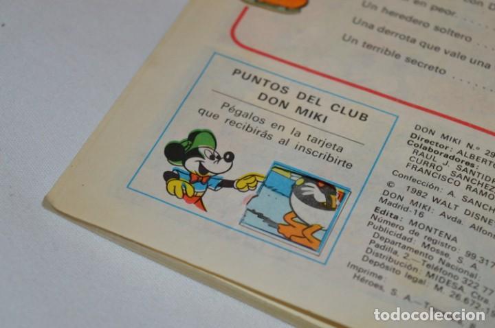 Tebeos: DON MIKI - 18 REVISTAS - SEMANARIOS - MONTENA Walt Disneys - Años 80 ¡Mira fotos/detalles! Lote 03 - Foto 5 - 232209540