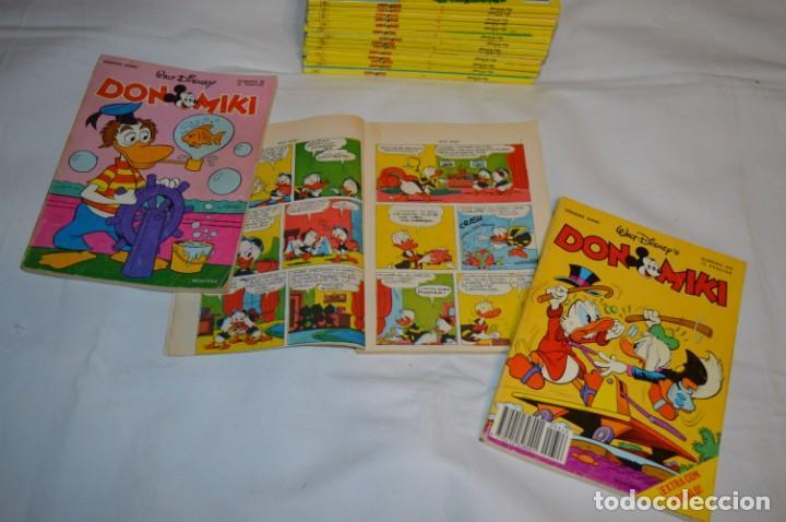 Tebeos: DON MIKI - Lote 17 REVISTAS/SEMANARIOS - MONTENA Walt Disneys, Años 80 ¡Mira fotos/detalles! Lote 1 - Foto 4 - 232210750