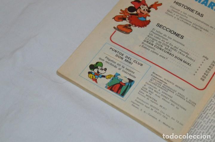 Tebeos: DON MIKI - Lote 17 REVISTAS/SEMANARIOS - MONTENA Walt Disneys, Años 80 ¡Mira fotos/detalles! Lote 1 - Foto 5 - 232210750