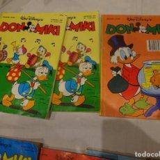 Tebeos: 3 COMICS DON MIKI,ED.MONTENA,1.983; PRECIO POR UNIDAD. LEER DESCRIPCIÓN. Lote 232646305