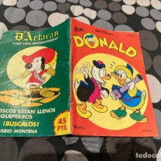 BDs: DON DONALD - Nº87 - MONTENA. Lote 232799260