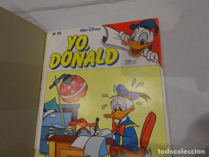 Tebeos: YO DONALD, ED. MONTENA 1.986, REIMPRESIÓN 7, LEER DESCRIPCIÓN - Foto 2 - 232889010