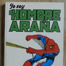 Tebeos: YO SOY EL HOMBRE ARAÑA MONTENA AÑO 1980 STAN LEE STEVE DITKO JOHN ROMITA TAPA DURA. Lote 233067835