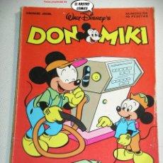 Livros de Banda Desenhada: DON MIKI Nº 225, ED. MONTENA, DOM. Lote 241798440