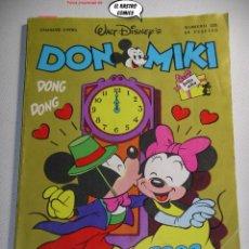 Livros de Banda Desenhada: DON MIKI Nº 325, (FELIZ AÑO 1983) ED. MONTENA, DOM. Lote 241991485
