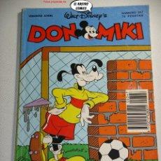 Livros de Banda Desenhada: DON MIKI Nº 347, ED. MONTENA, DOM. Lote 242039080