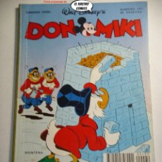 Livros de Banda Desenhada: DON MIKI Nº 480, ED. MONTENA, DOM. Lote 243000570