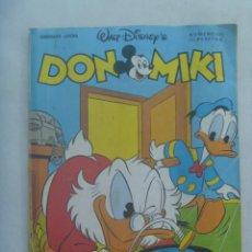 Tebeos: DON MIKI , DE DISNEY . Nº 600 . DE MONTENA. Lote 243911655