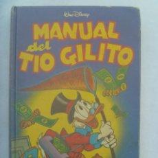 Tebeos: MANUAL DEL TIO GILIO , DE WALT DISNEY . DE MONTENA, 1983. Lote 244393475