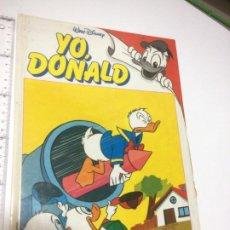 Tebeos: YO DONALD , TOMO 1 , MONTENA 1986. Lote 244454775