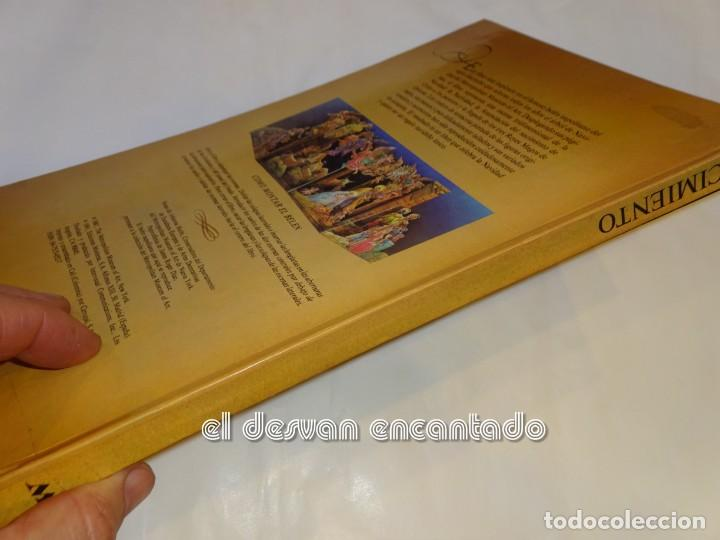 Tebeos: NACIMIENTO POP-UP. Montena 1981. Belen - Foto 5 - 245081575