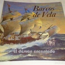 Tebeos: BARCOS DE VELA. POP-UP. MONTENA 1984.. Lote 245082175